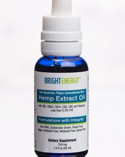Hemp Extract Oil