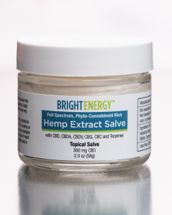 Hemp Extract Salve